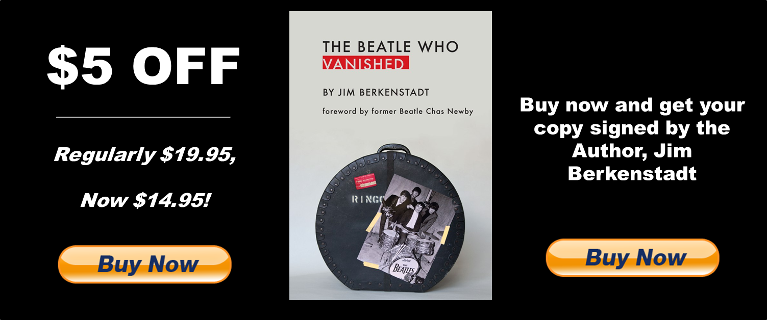 $5 OFF The Beatle Who Vanished