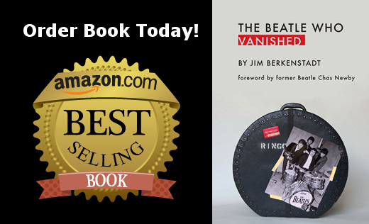 Buy The Beatle Who Vanished at Amazon